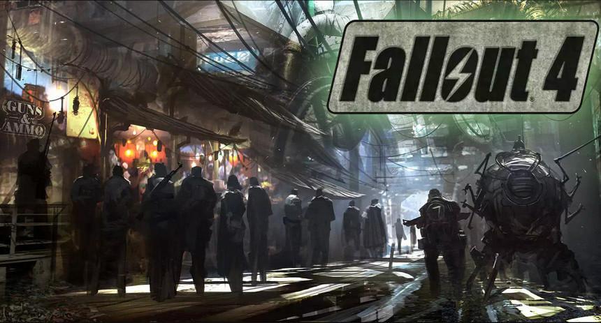 скачать игру фалаут4 через торрент бесплатно русская версия на пк