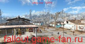 ULG - Ultra Low Graphics mod-fallout 1